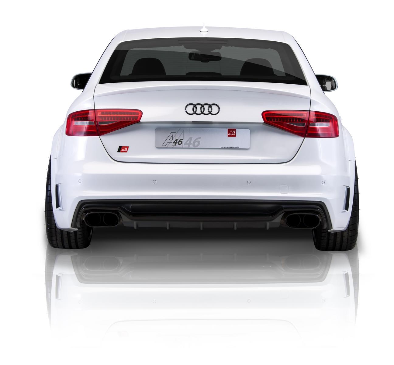 Audi 2015 S4: Audi S4 A46 Style Kit By MS Design