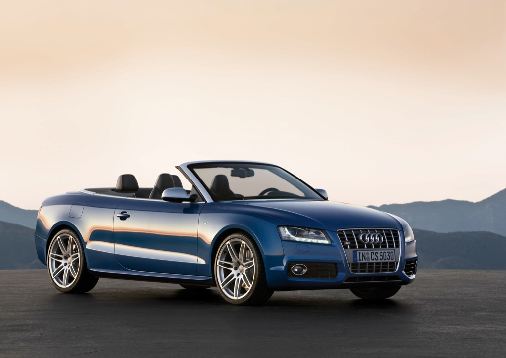 audi s4 sedan and a5 s5 cabriolet pricing released. Black Bedroom Furniture Sets. Home Design Ideas