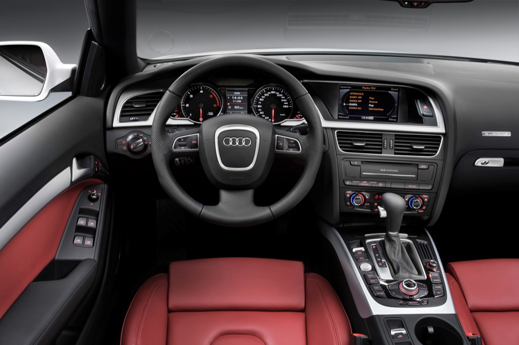 Audi S4 Sedan and A5/S5 Cabriolet Pricing Released - autoevolution