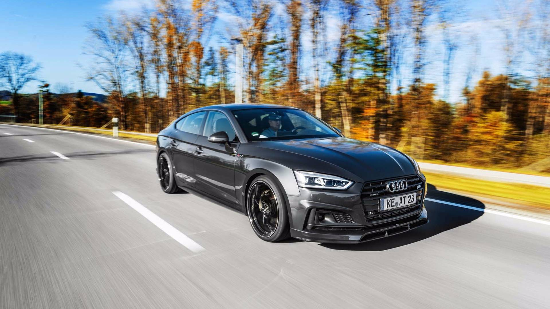audi s5 gets 425 hp body kit from abt autoevolution. Black Bedroom Furniture Sets. Home Design Ideas