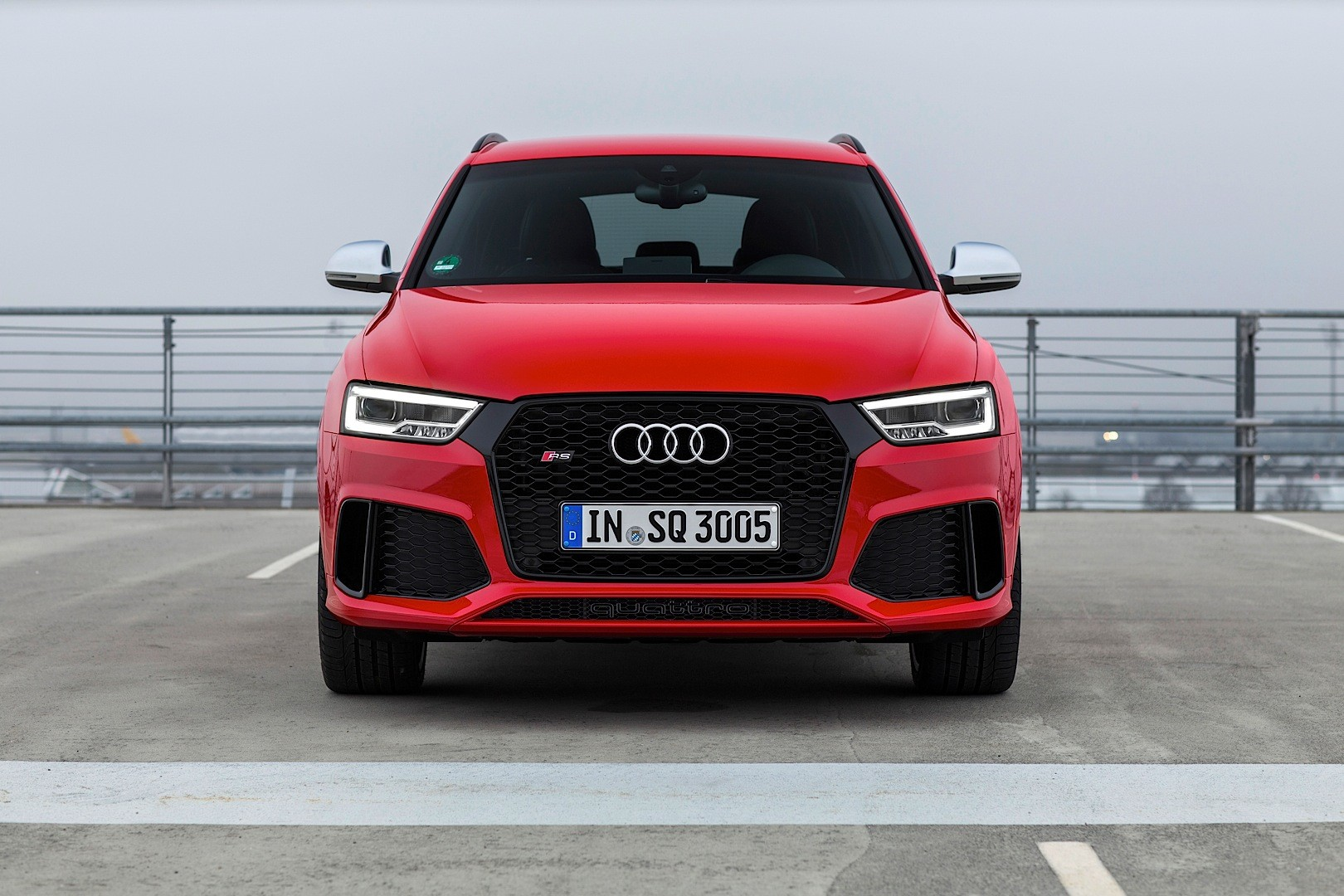 Audi Shares New 2015 Q3 and RS Q3 Photos: Fresh Colors, New Trim Pieces - autoevolution