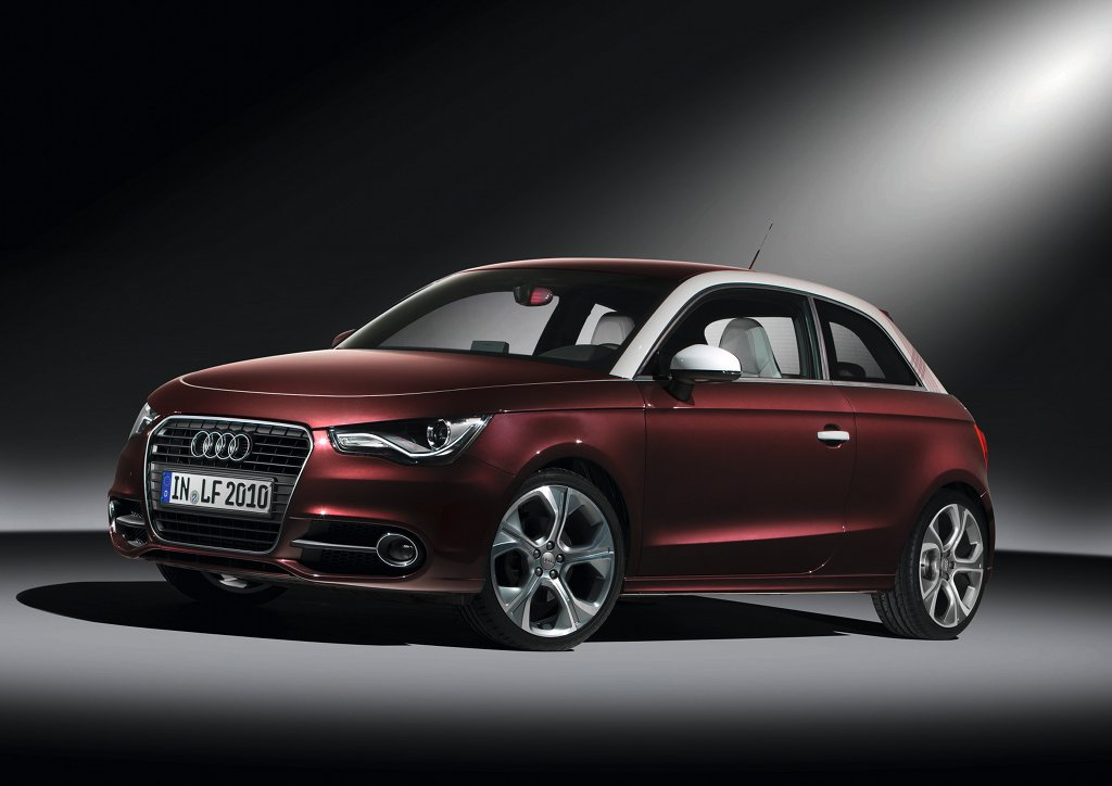 audi showcases 7 custom a1 models at worthersee. Black Bedroom Furniture Sets. Home Design Ideas