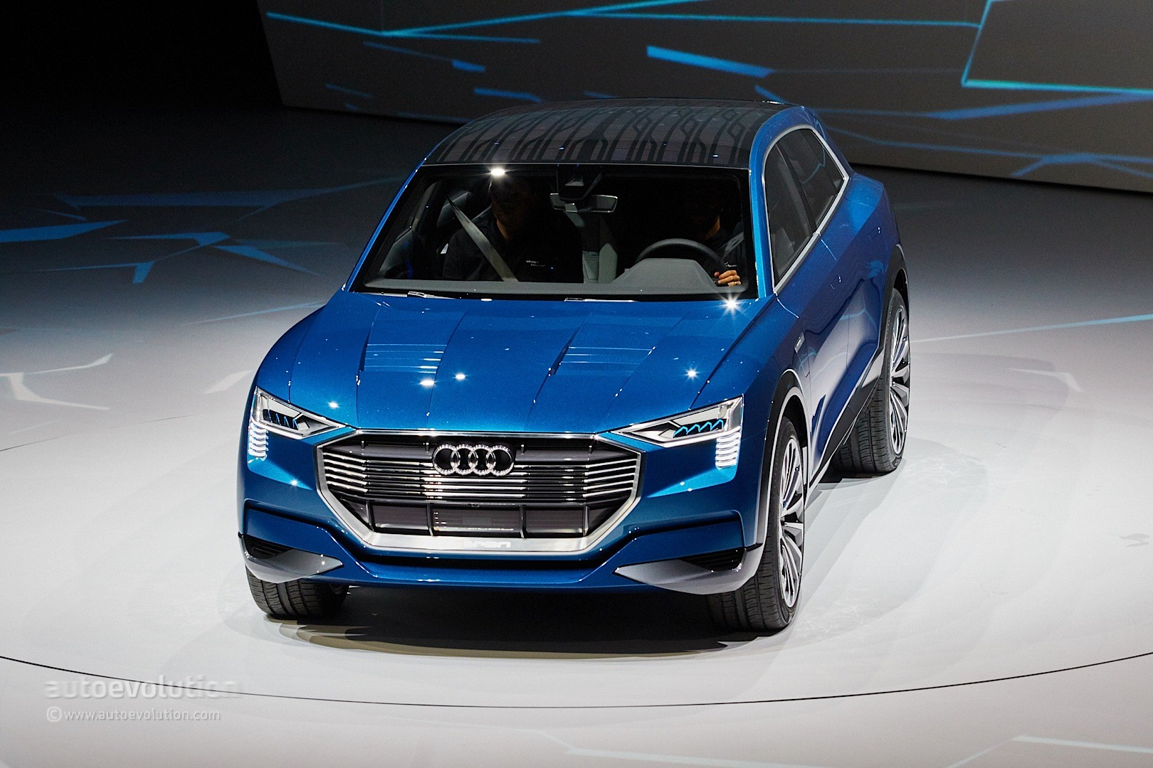 Audi Sport Electric Vehicle Coming In 2020 - autoevolution