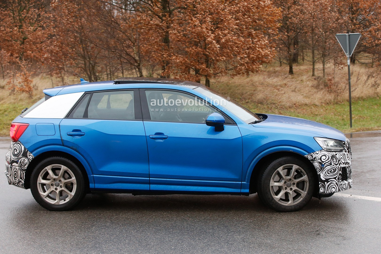 audi sq2 to debut in 2018 along with new a1 and q3. Black Bedroom Furniture Sets. Home Design Ideas