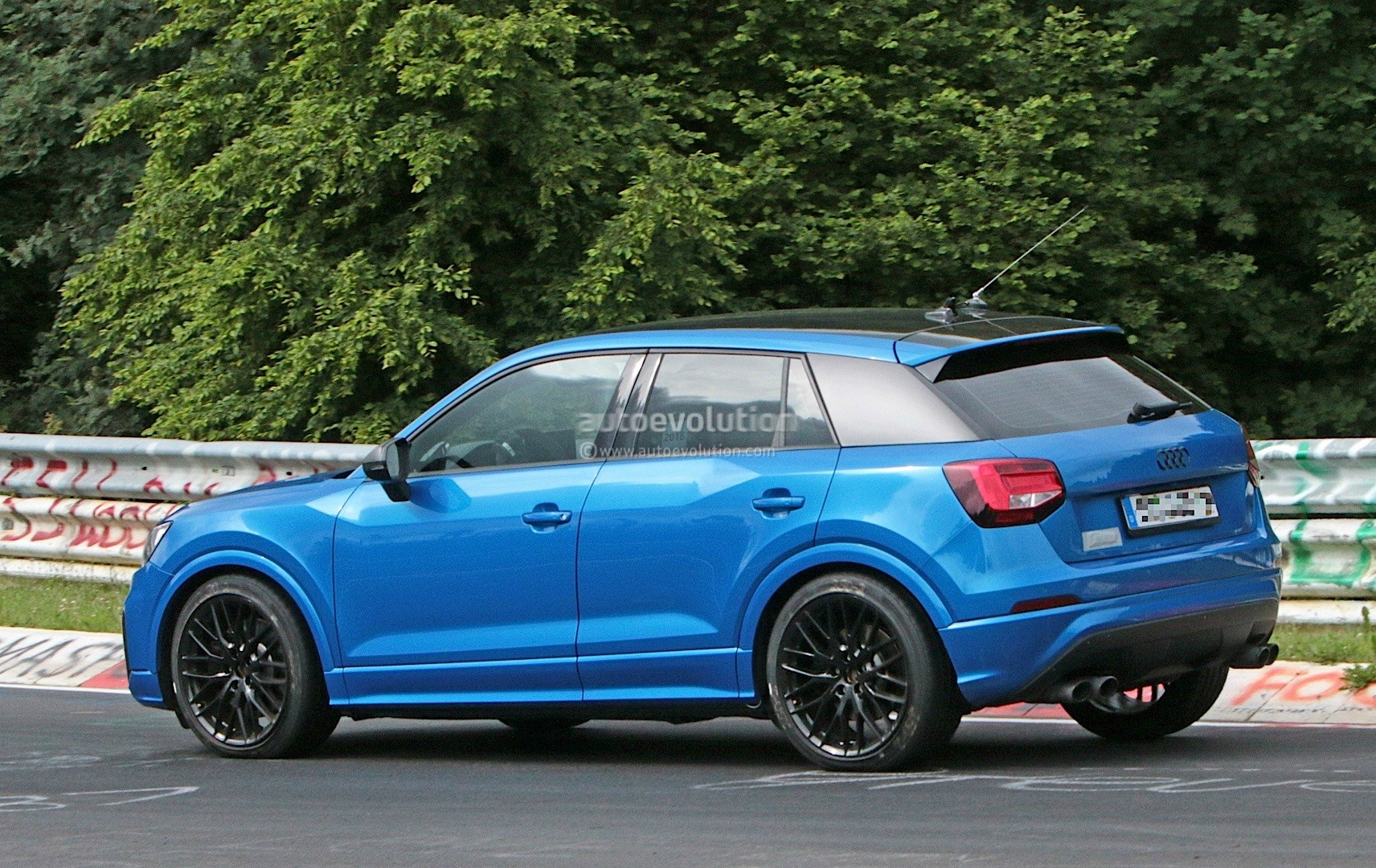 Audi SQ2 Launch Depends on Demand for the Regular Q2 - autoevolution