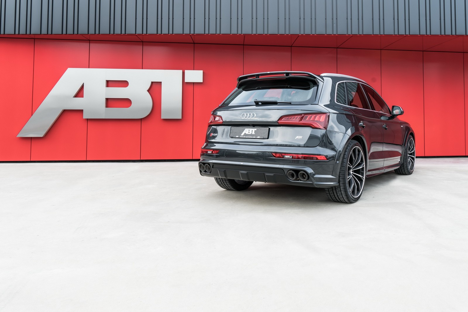 Audi SQ5 Tuning by ABT Includes Widebody Kit and 425 HP