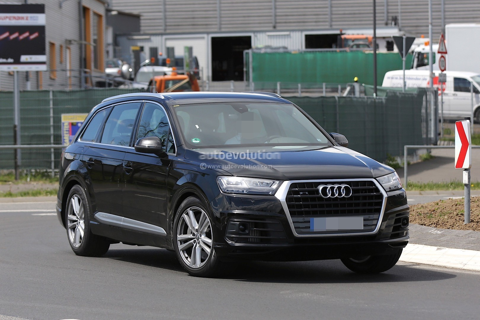 audi sq7 will pack new 4 0 tdi with 435 ps spec sheet suggests autoevolution. Black Bedroom Furniture Sets. Home Design Ideas