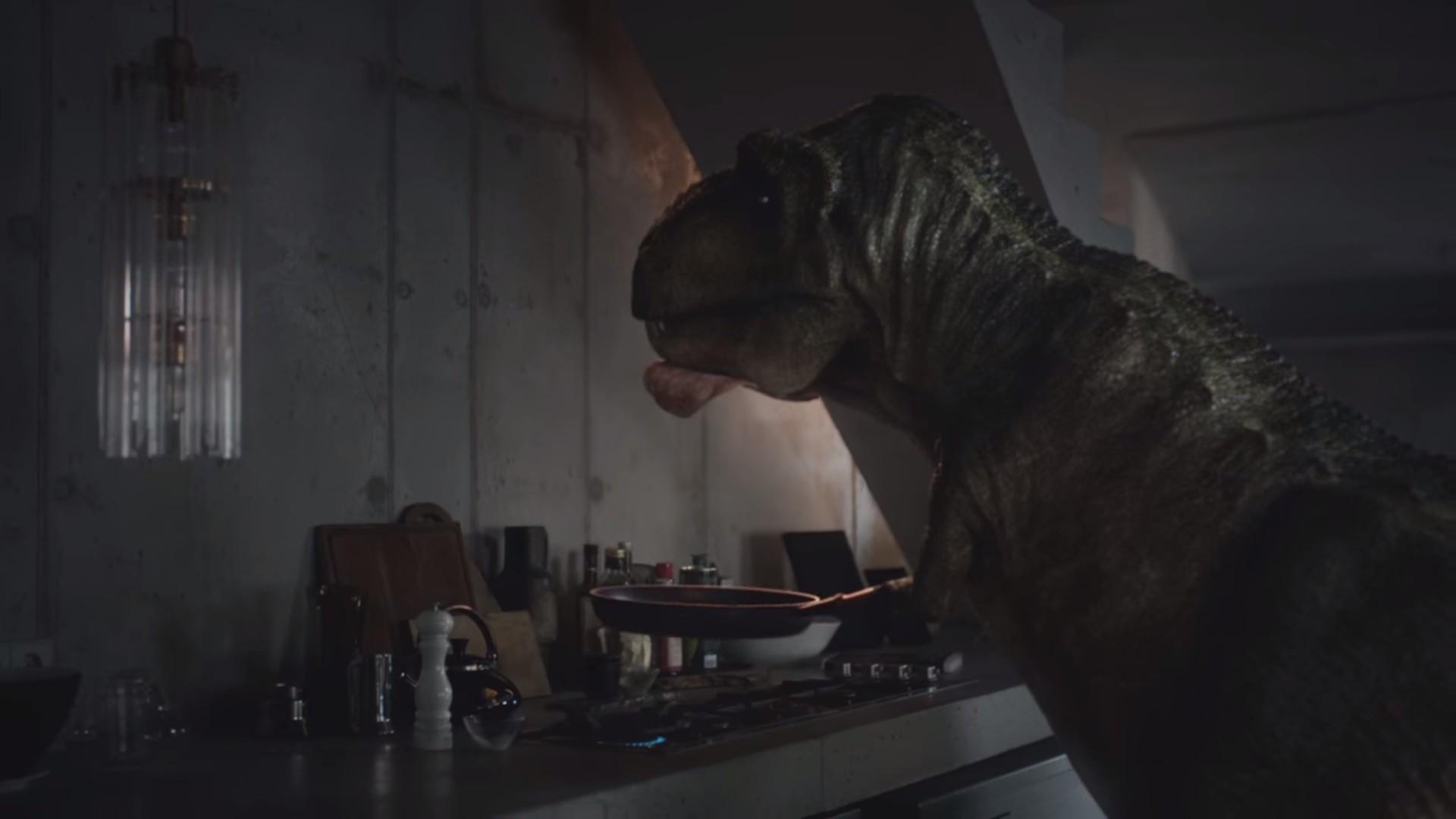Audi T Rex Ad Is A Different Take On A Sad Internet Meme