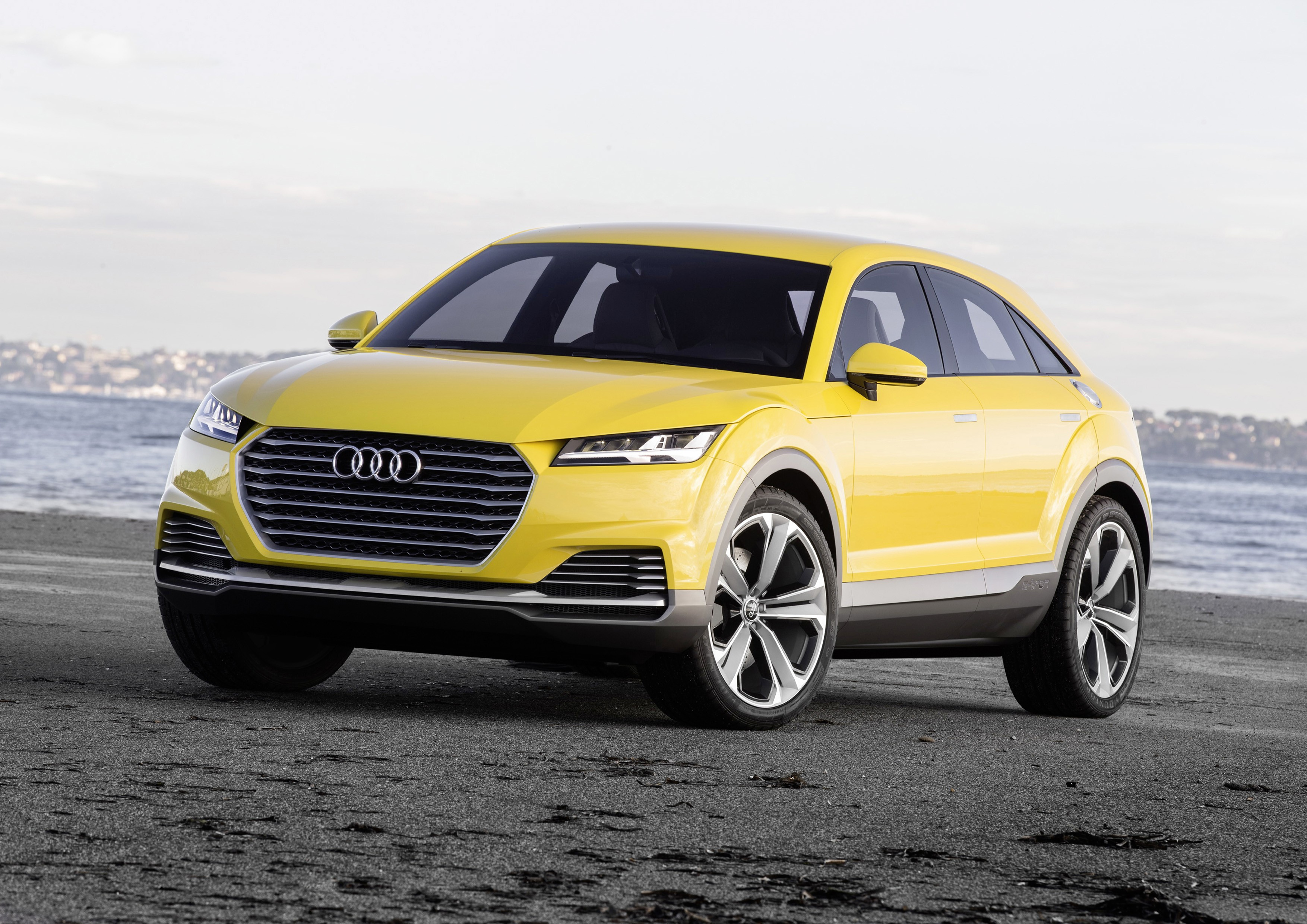 audi to launch ttq offroader in 2017 due to fight with fiat over q4 name autoevolution. Black Bedroom Furniture Sets. Home Design Ideas