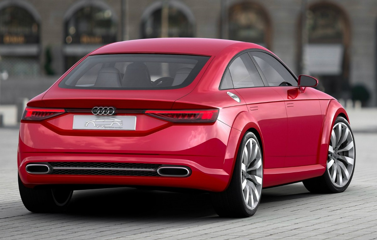 Audi TT Four-Door Body Style Could Happen In Electric Form - autoevolution