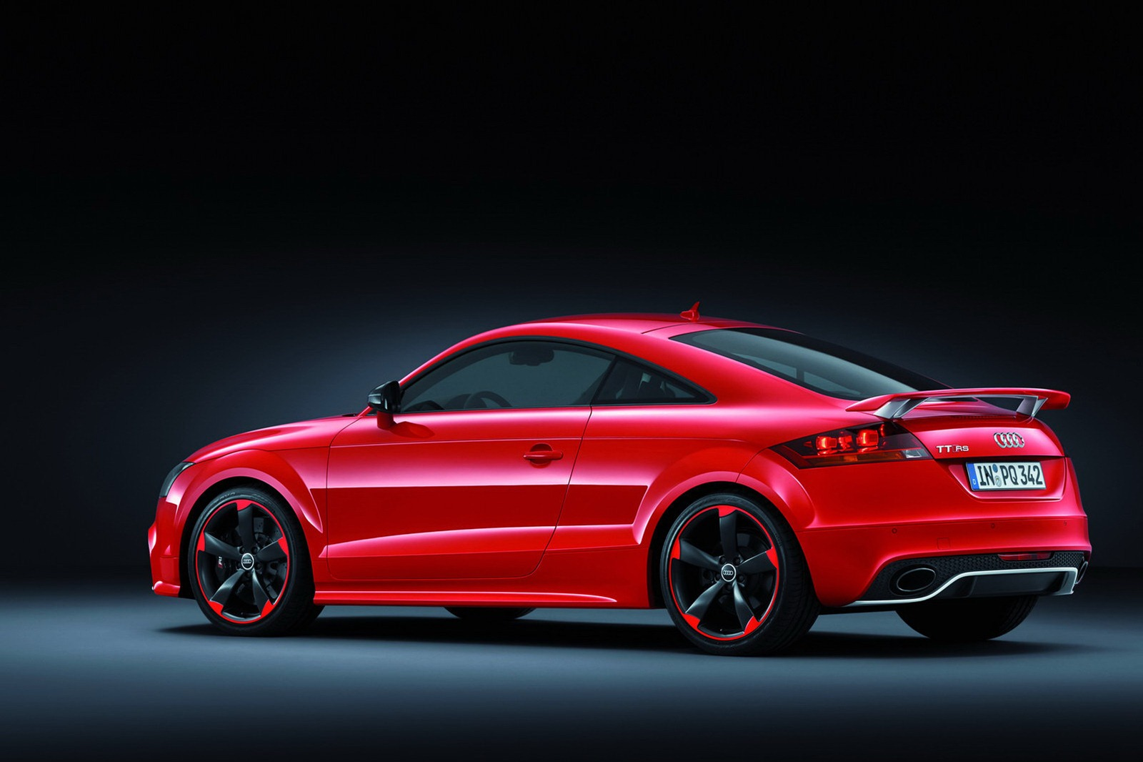 Audi Tt Rs Plus Has 360 Hp Pricing Announced Autoevolution