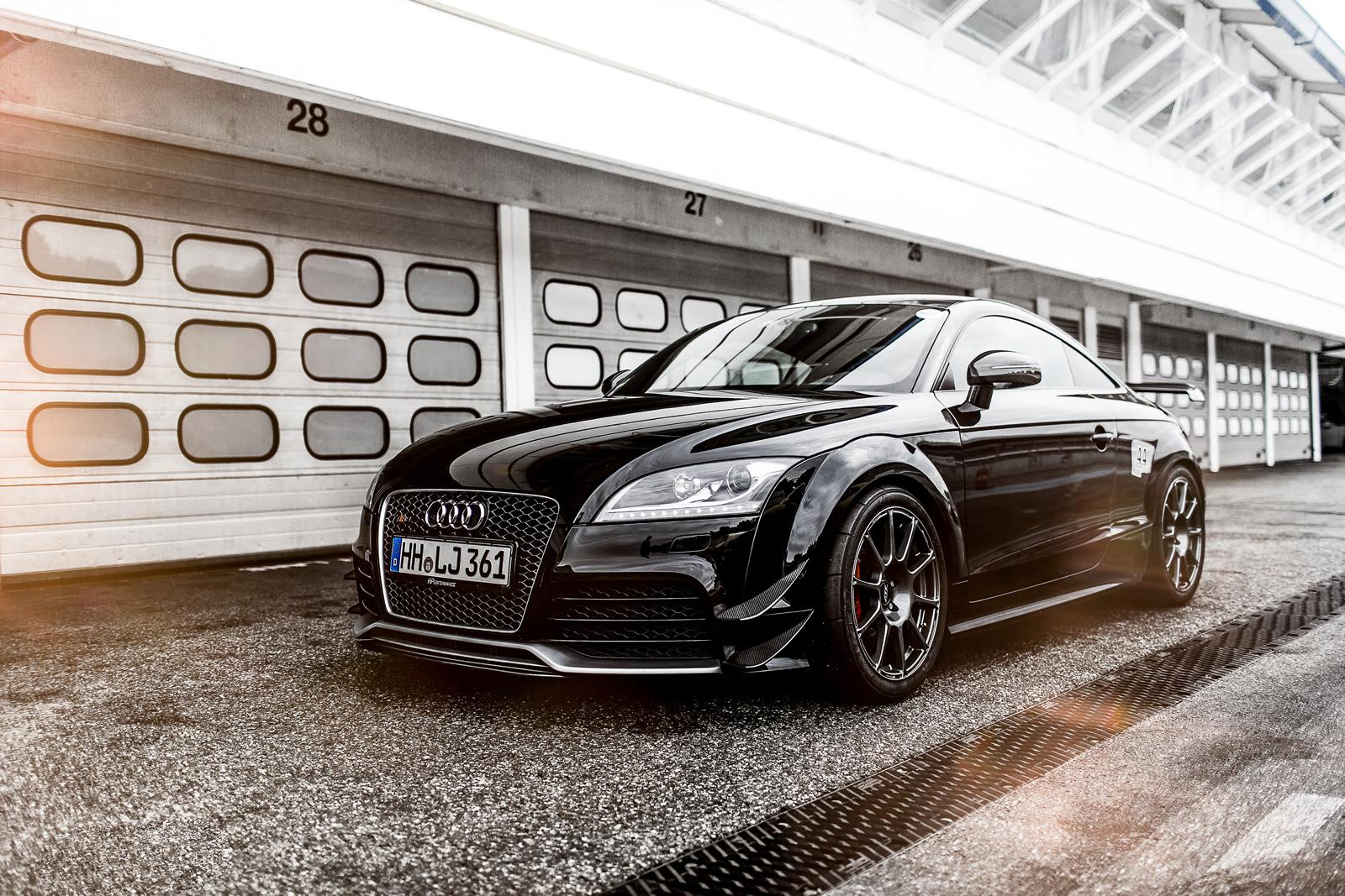 Audi TT RS Plus Tuned All the Way into Supercar Territory ...