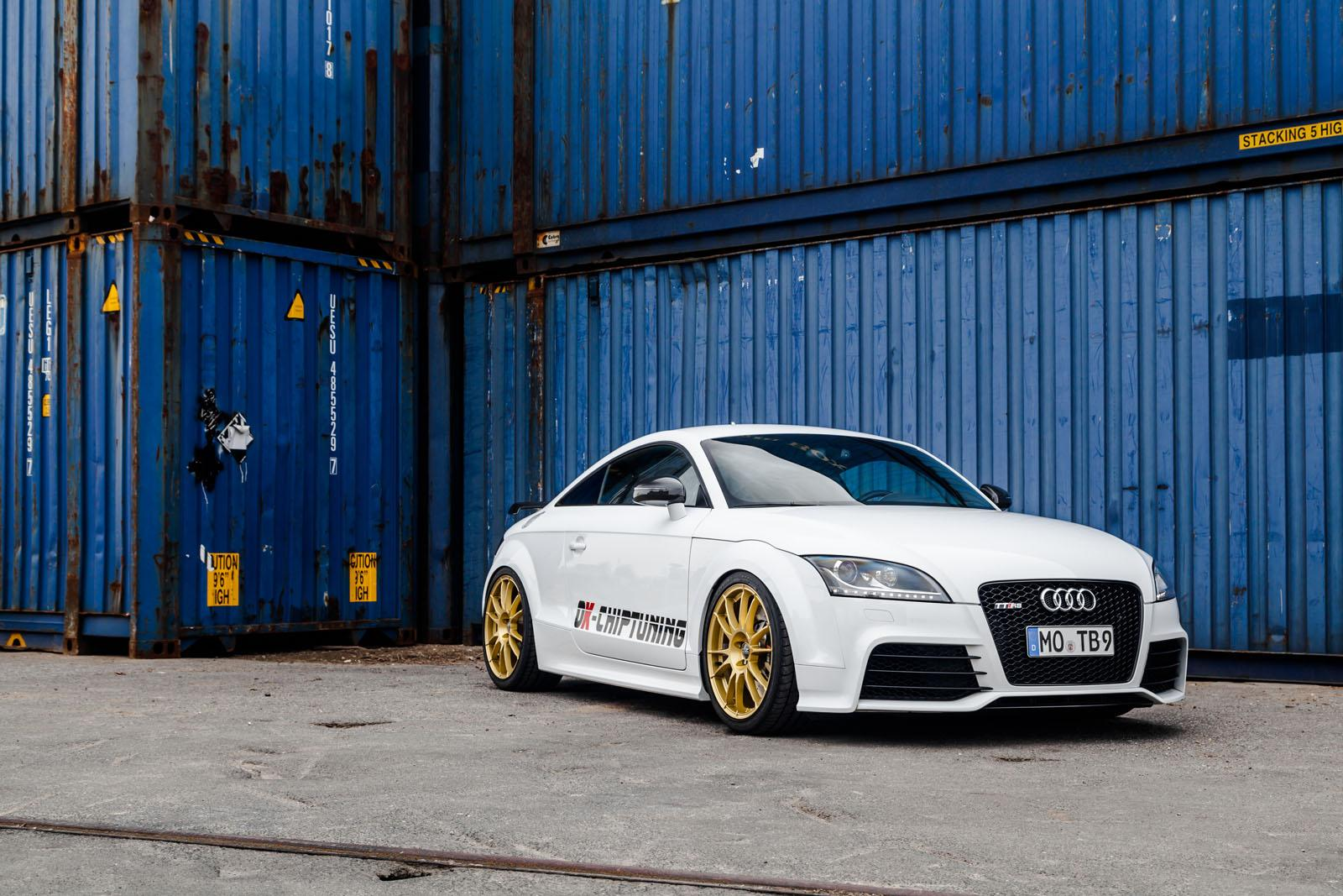 audi tt rs plus tuned to 453 hp by ok chiptuning autoevolution. Black Bedroom Furniture Sets. Home Design Ideas