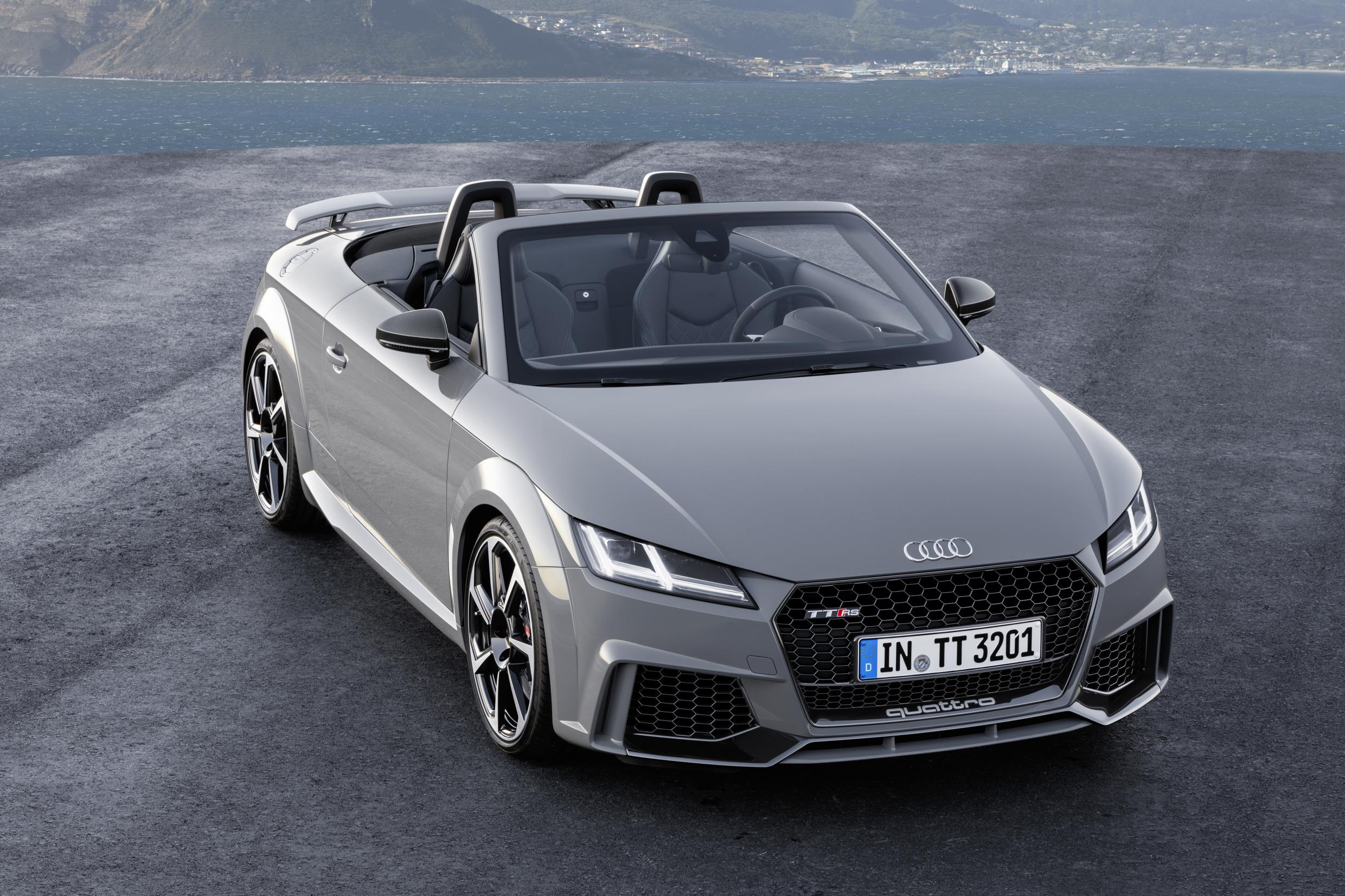 2017 Audi TT RS Priced From £51,800 In the UK - autoevolution