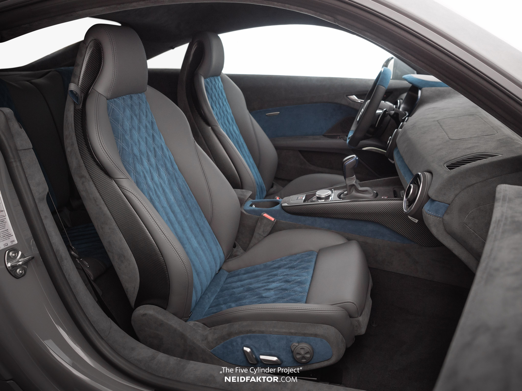 Car Seat Covers For Audi Tt Front Seats Deep Black