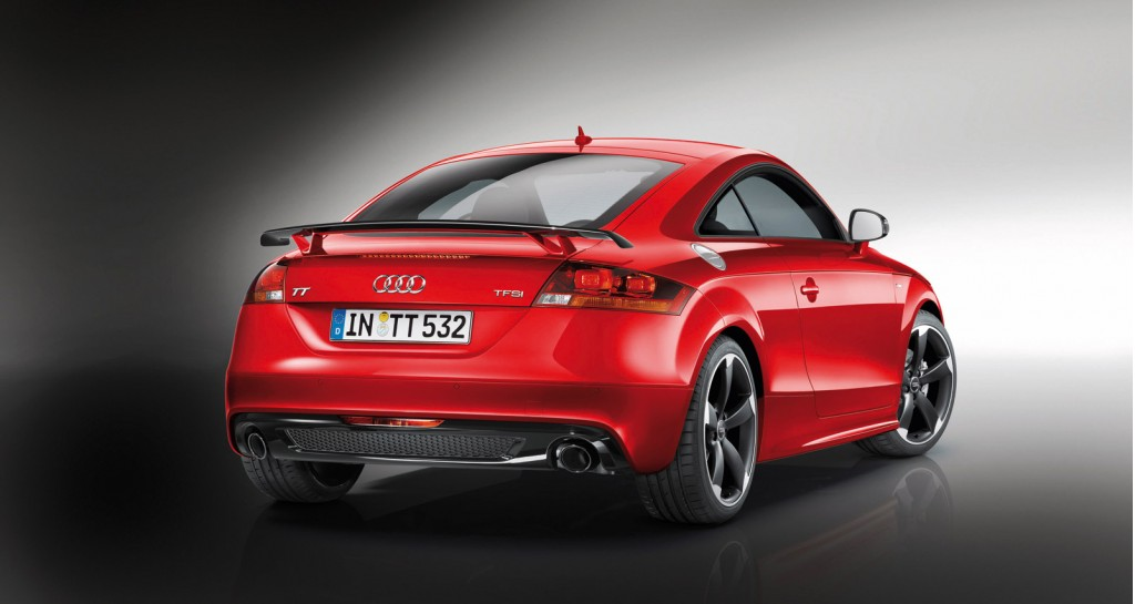 audi tt s line competition trim level launched autoevolution. Black Bedroom Furniture Sets. Home Design Ideas