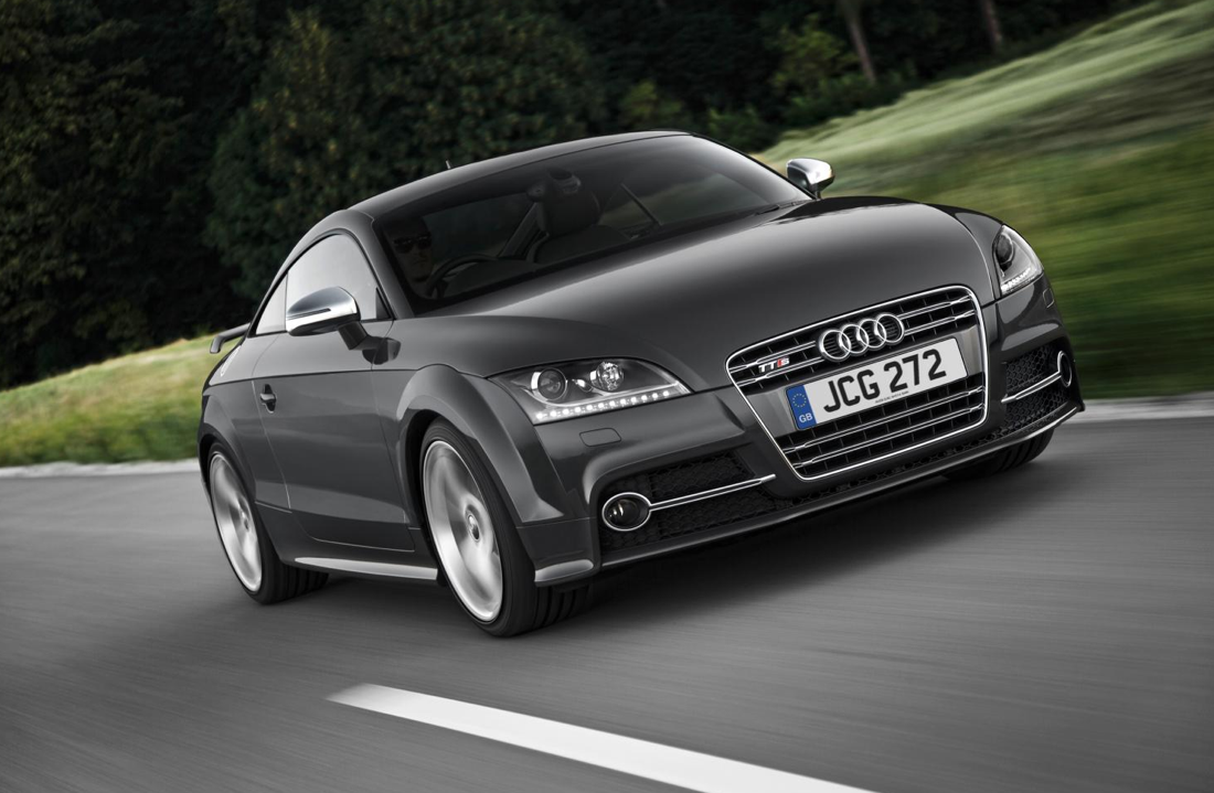 Audi TTS Limited Edition UK Pricing Announced - autoevolution