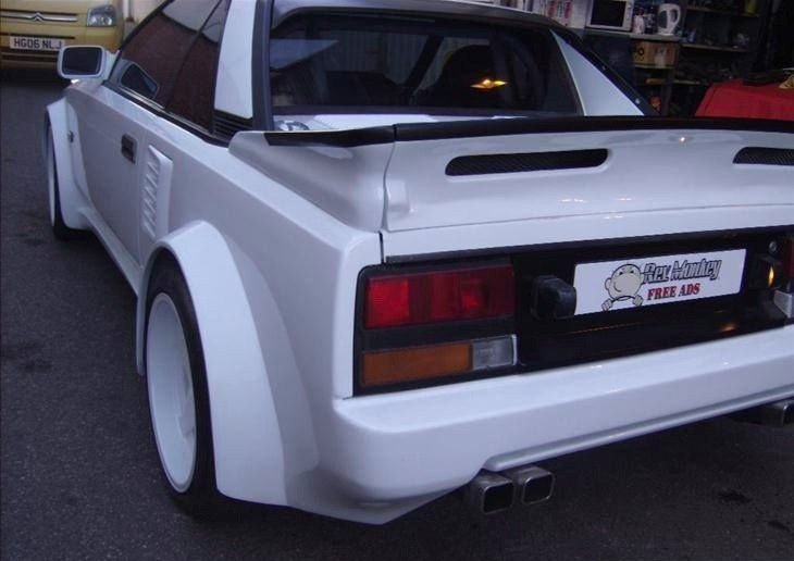 Don Wood Toyota >> Audi V8 Swapped Toyota MR2 for Sale - Pocket Rally Car - autoevolution