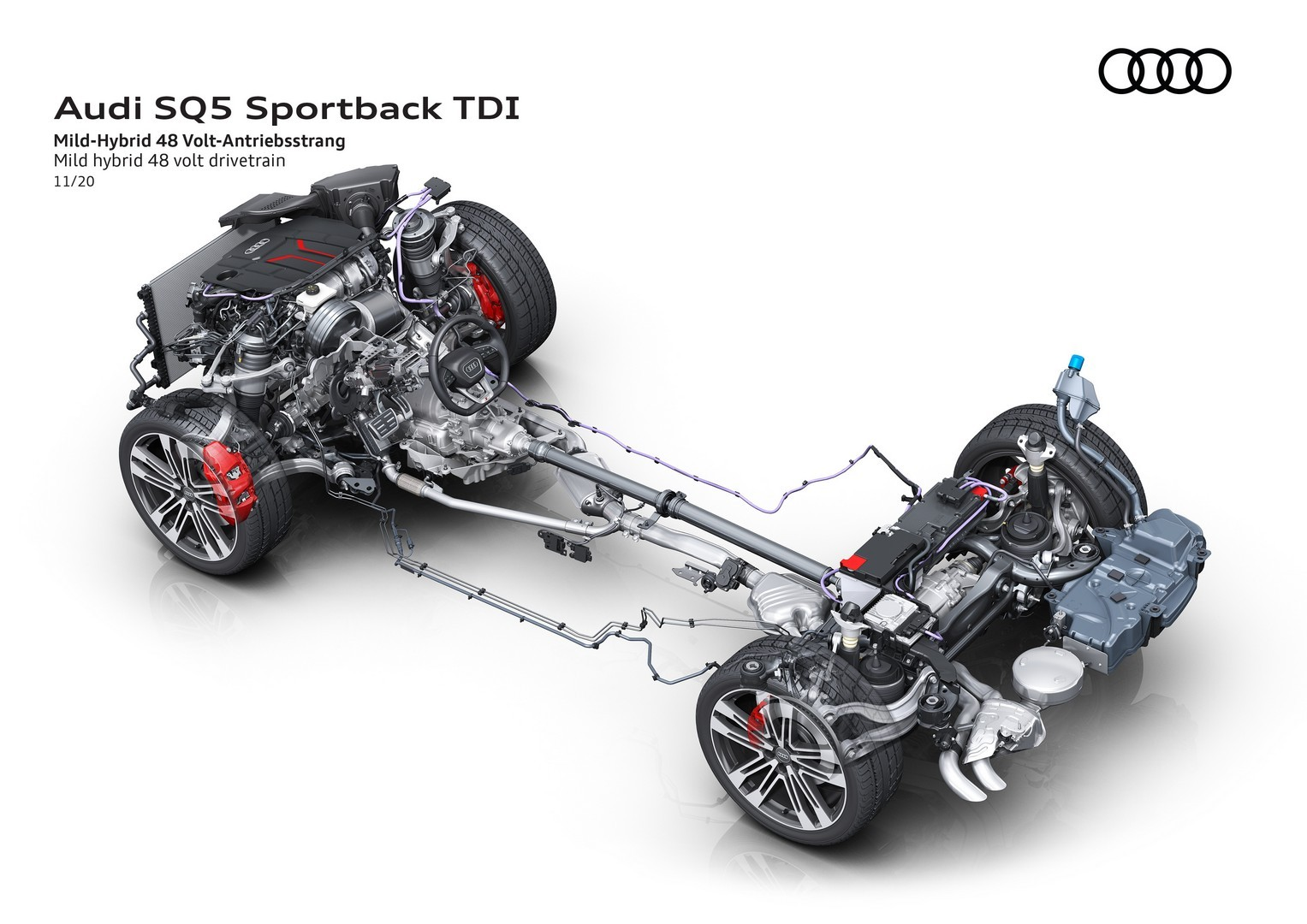 Audi Wants Over €71k for the 2021 SQ5 Sportback Equipped ...