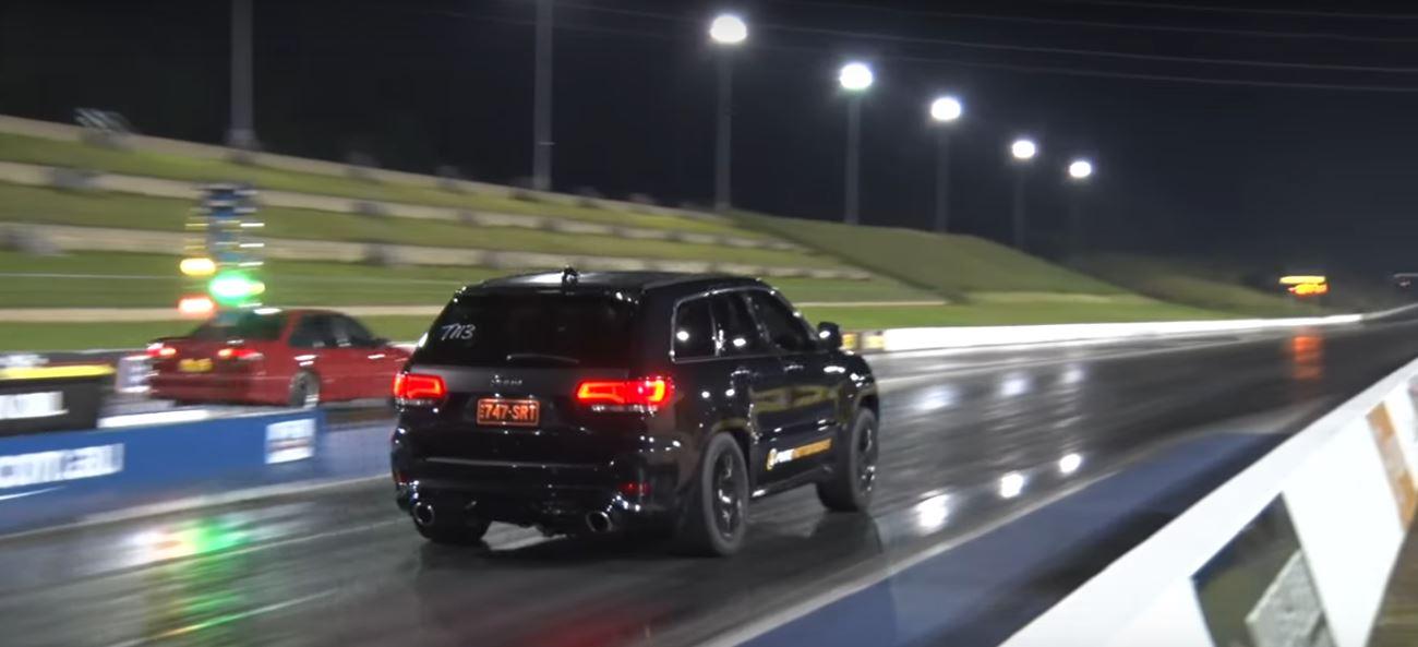 2007 srt8 jeep quarter mile