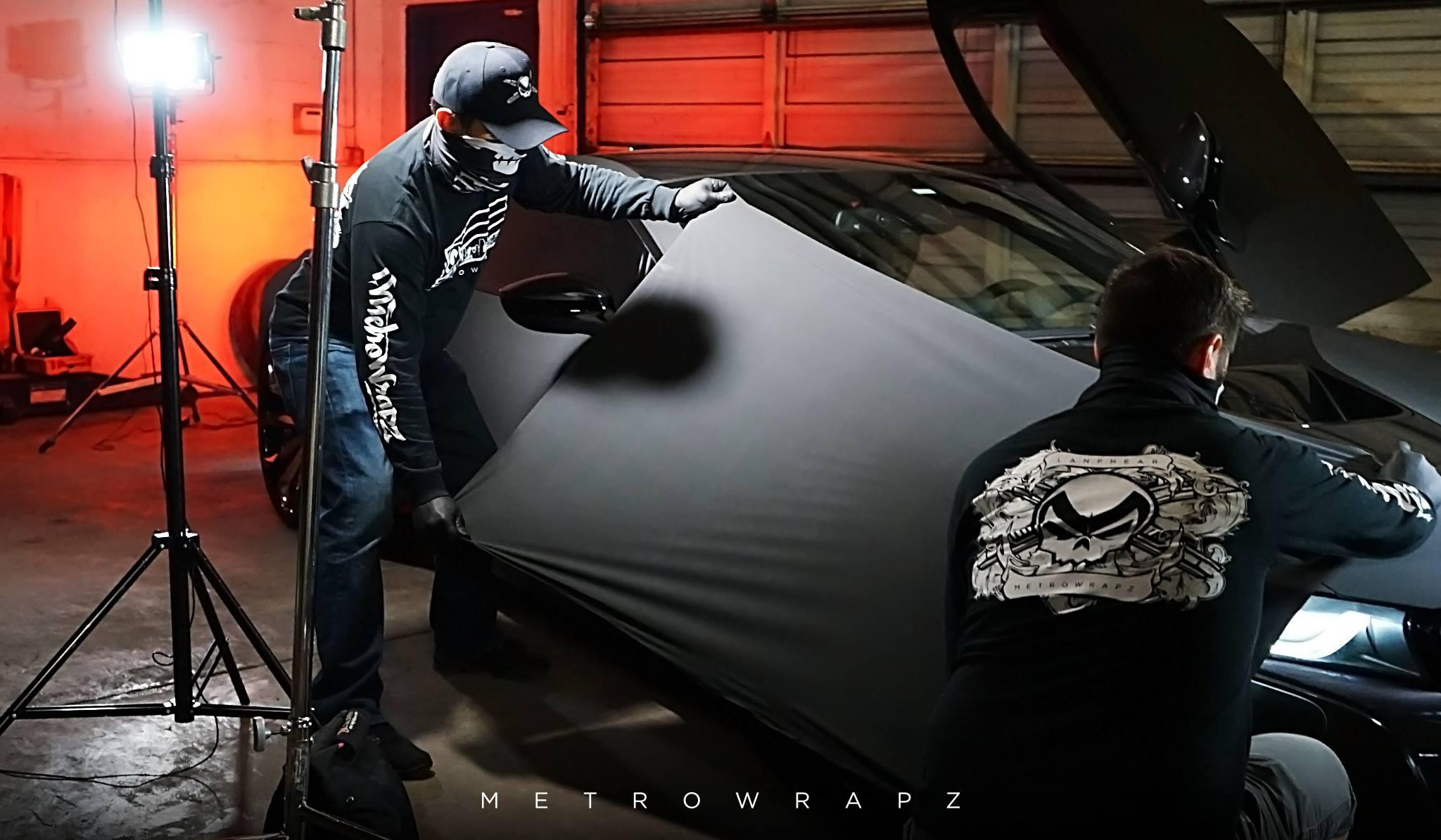Austin Mahone S Bmw I8 Gets Velvet Wrap And Forgiato Copper Wheels