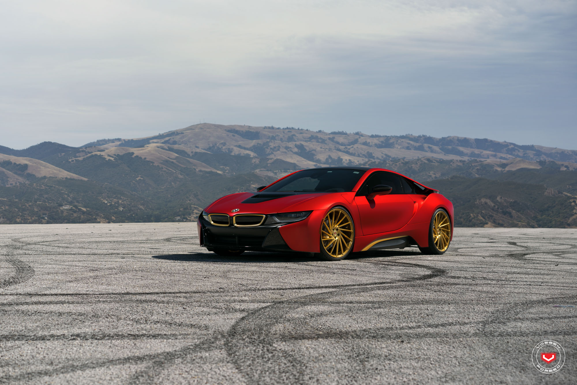 Austin Mahone S Iron Man Bmw I8 Makes More Sense Than The Audi R8 Autoevolution