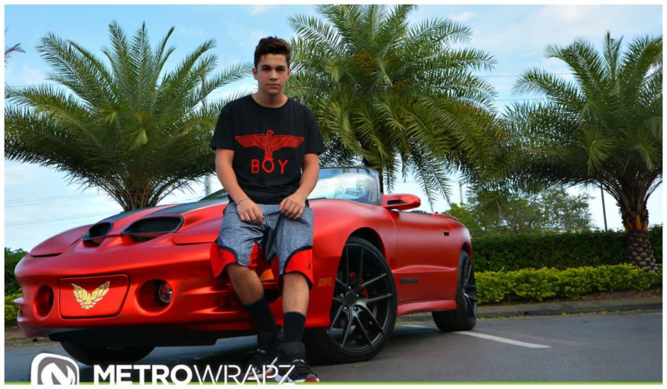 Austin Mahone Upgrades His Pontiac Firebird Trans Am