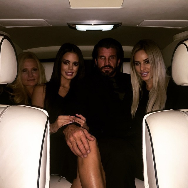 Aussie Dan Bilzerian Has More Sportscars And Ladies But