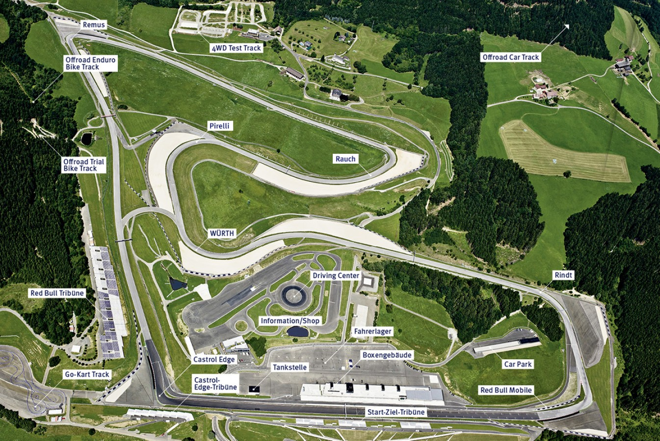 Austria Might Get Back in MotoGP with the Red Bull Ring - autoevolution