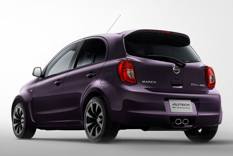 Nissan March Tuning >> Autech Bolero A30 Is A 150 Hp Tuned Nissan Micra With Twin Exhaust