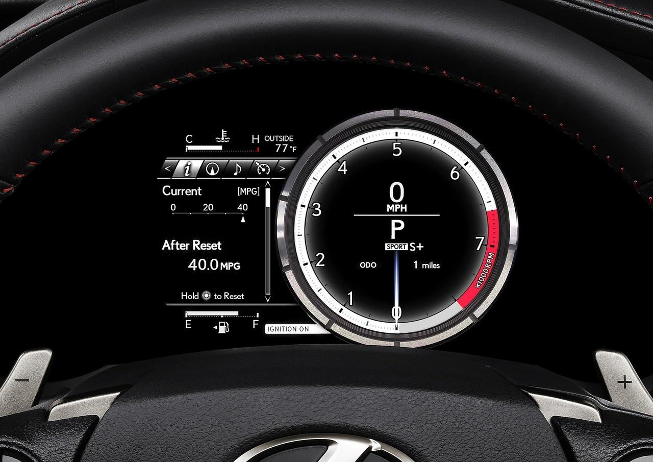 ... 2014 Lexus IS 350 F Sport ...