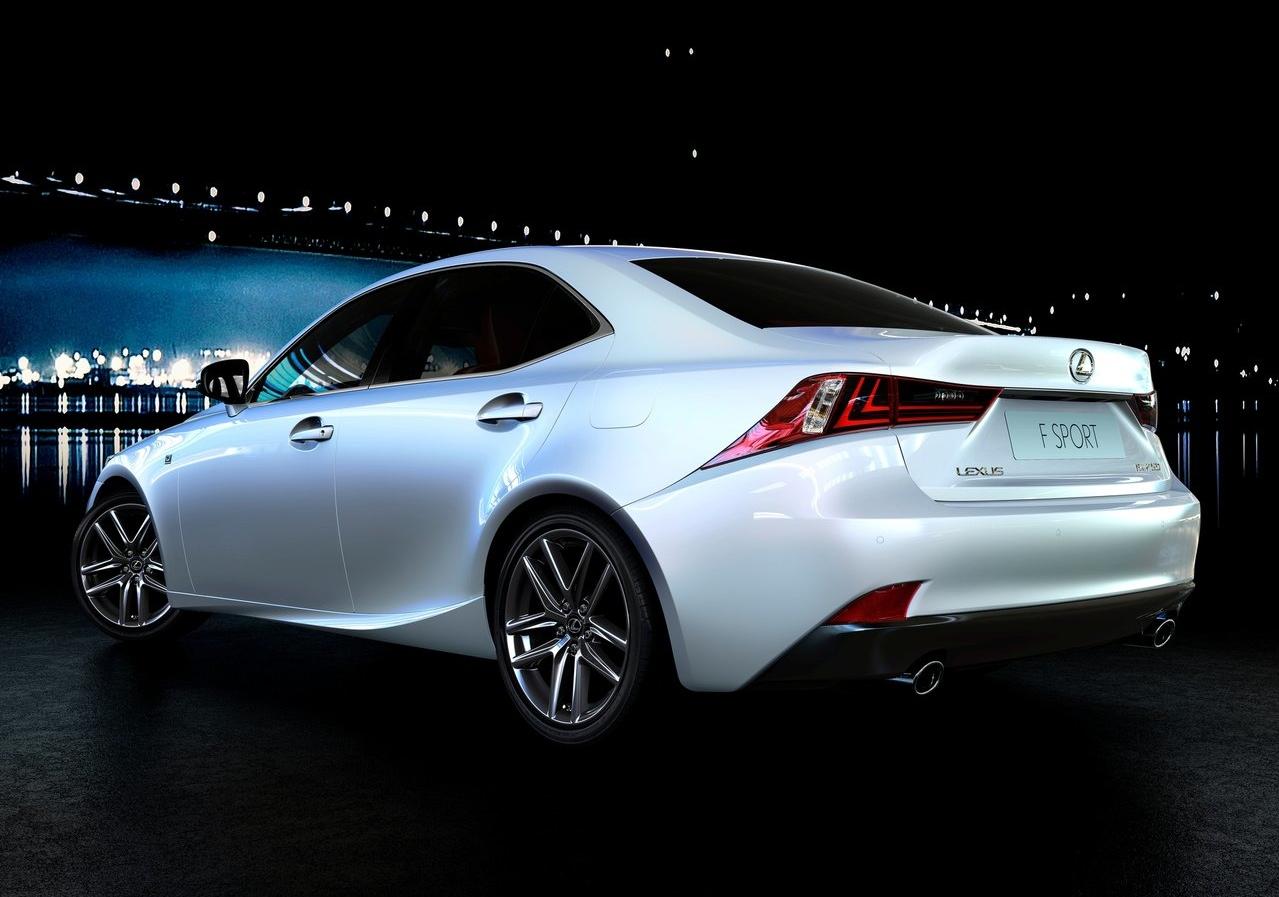 Autocar reviews the 2014 lexus is 300h f sport autoevolution