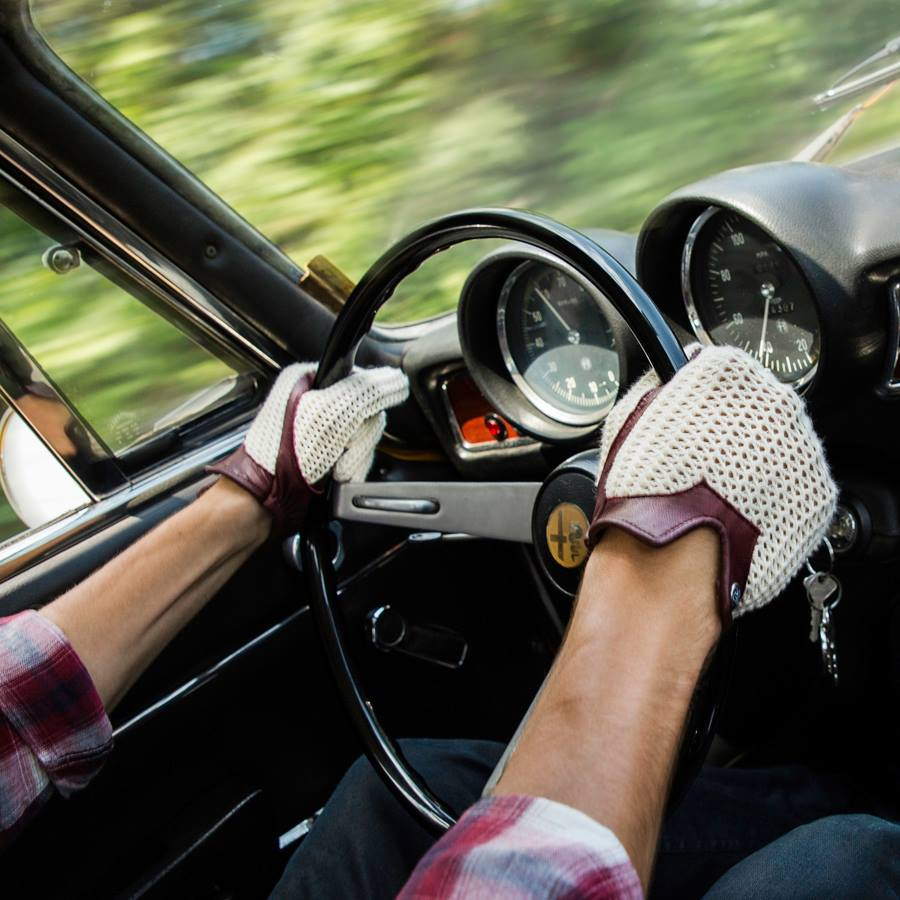 Leather driving gloves bmw - Audi Driving Gloves