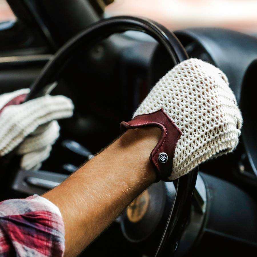 Autodromo's Driving Gloves Make You Want to Hit the Track ...