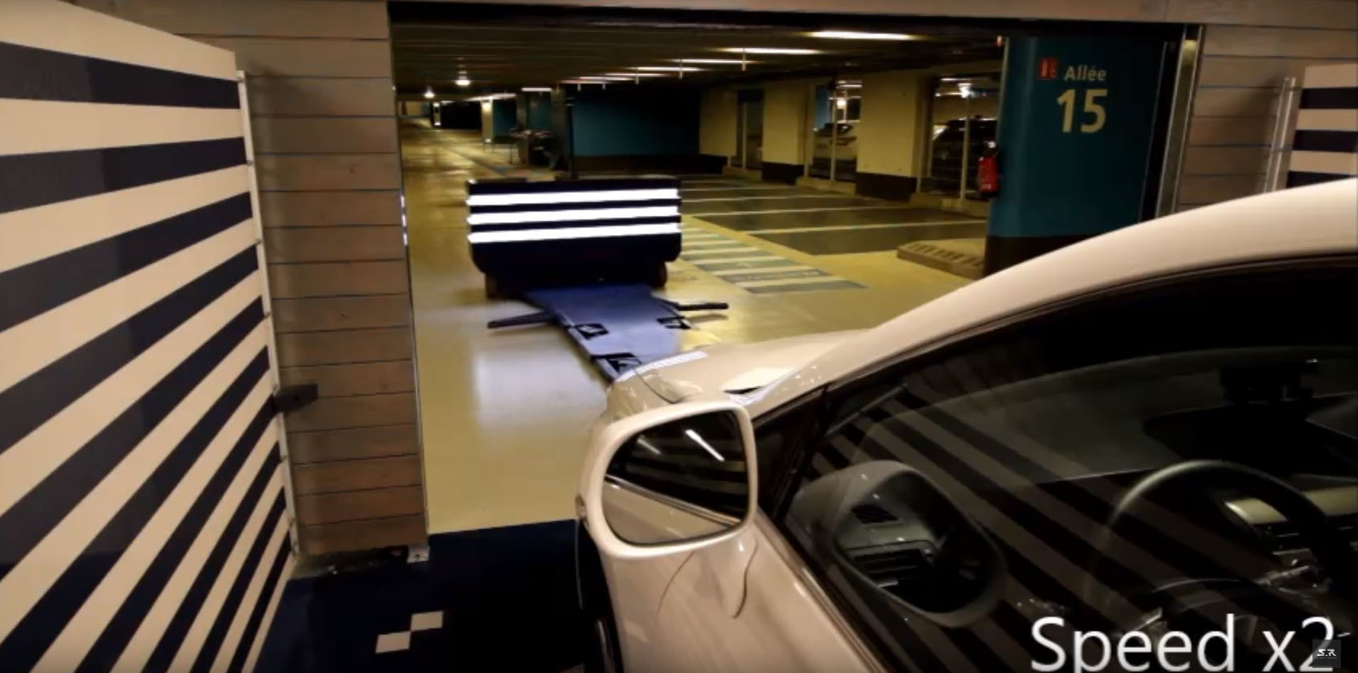 How Automated Parking Systems Work Autoevolution