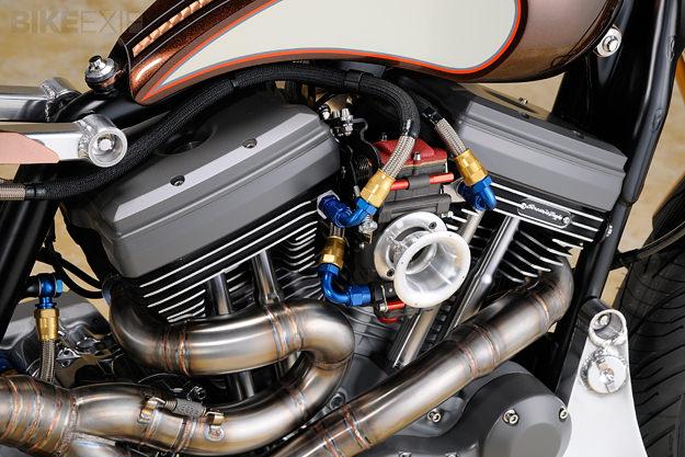 Avanzare, a Harley-Davidson Sportster the Asterisk Way - autoevolution
