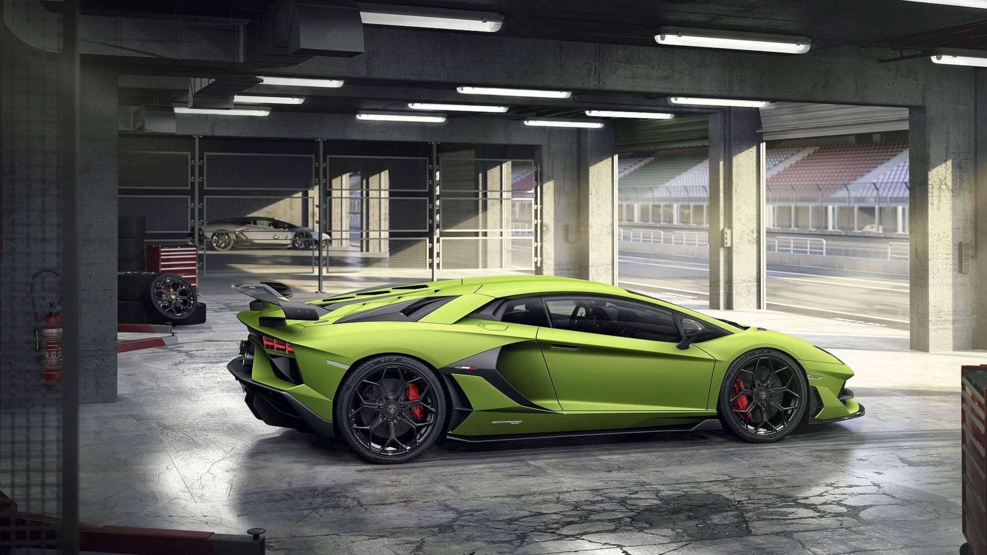 2019 Lamborghini Aventador Svj Revealed Priced At 517 700