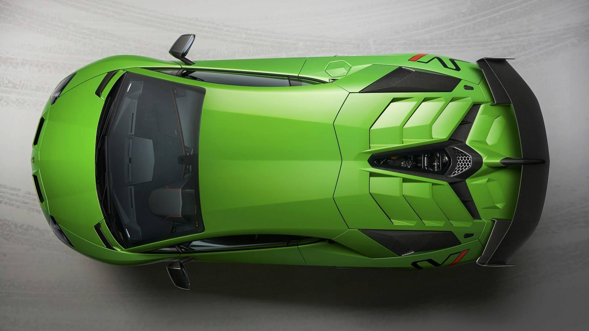 2019 Lamborghini Aventador Svj Revealed Priced At 517 700 Autoevolution