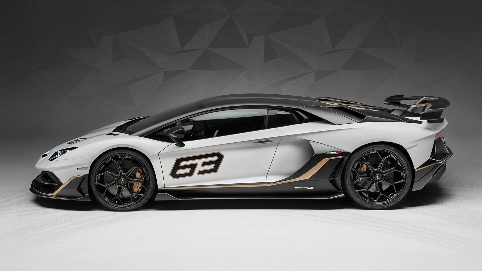 Lamborghini Aventador Svj Revealed In Dealer Photo Shows