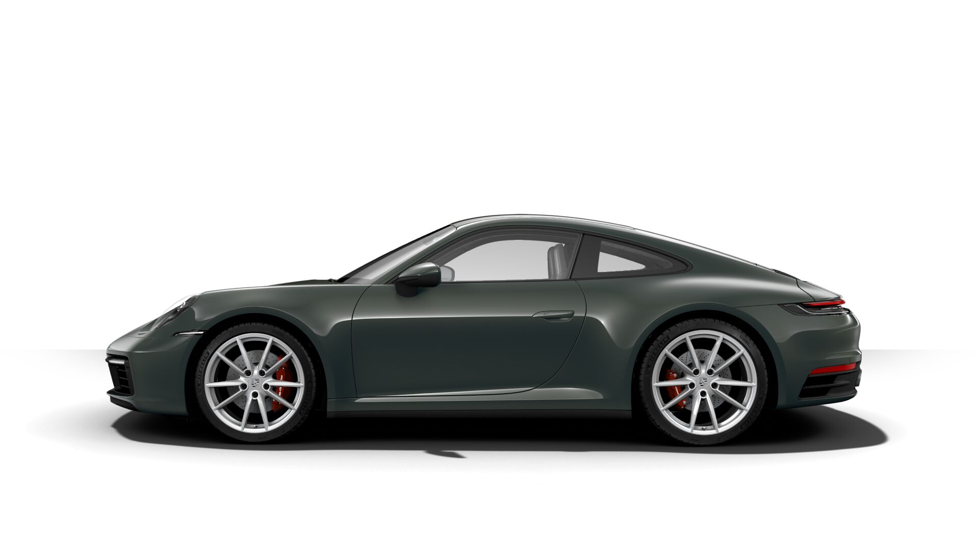 Aventurine Green Metallic 2020 Porsche 911 Shows Off Its ...