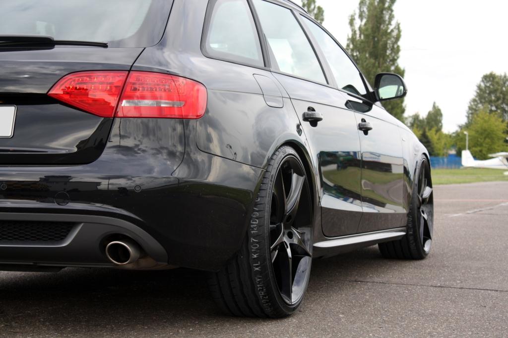 Avus Performance Audi A4 Avant Black Arrow Released