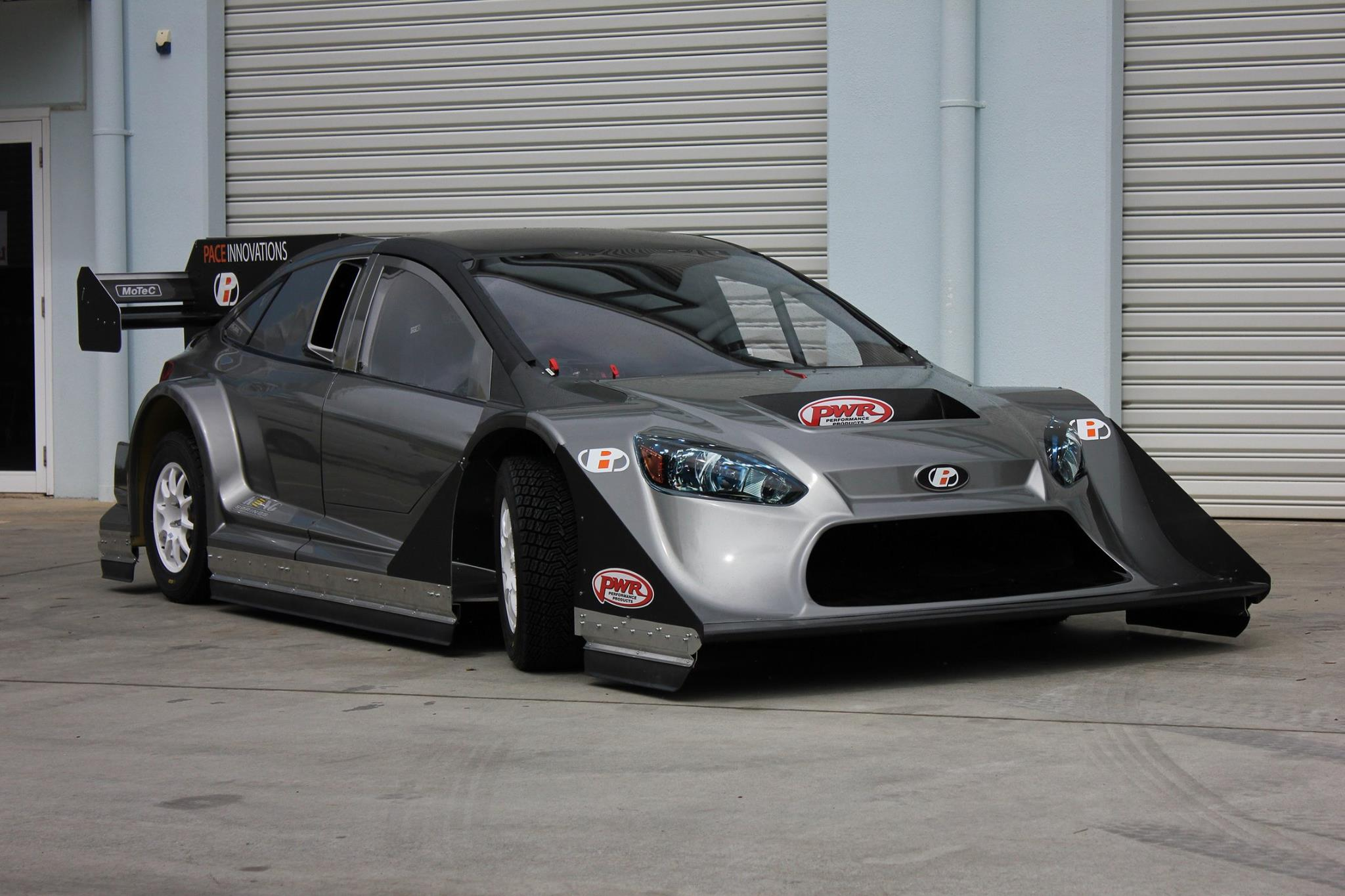 AWD Ford Focus With GT-R Engine Plans to Race at Pikes Peak ...