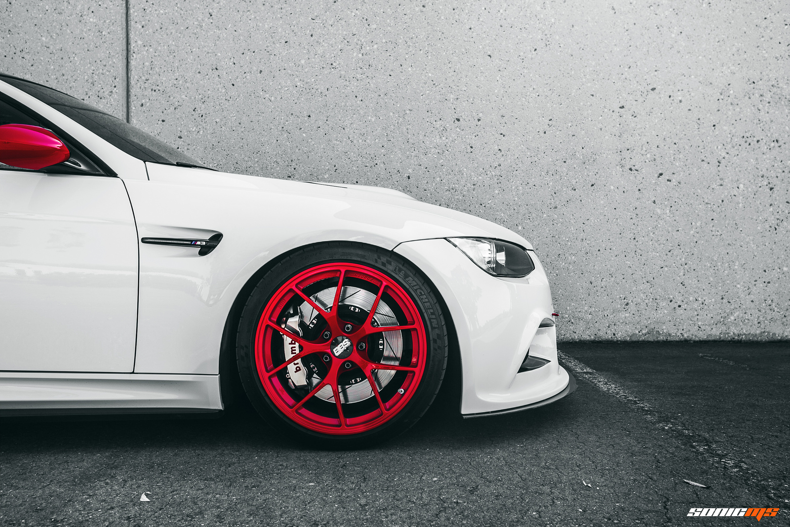 Awesome Color Combo On A Bmw E92 M3 Autoevolution
