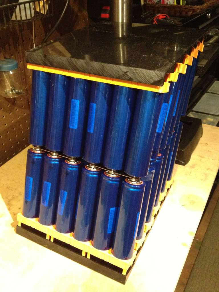 Homemade Electric Car Batteries