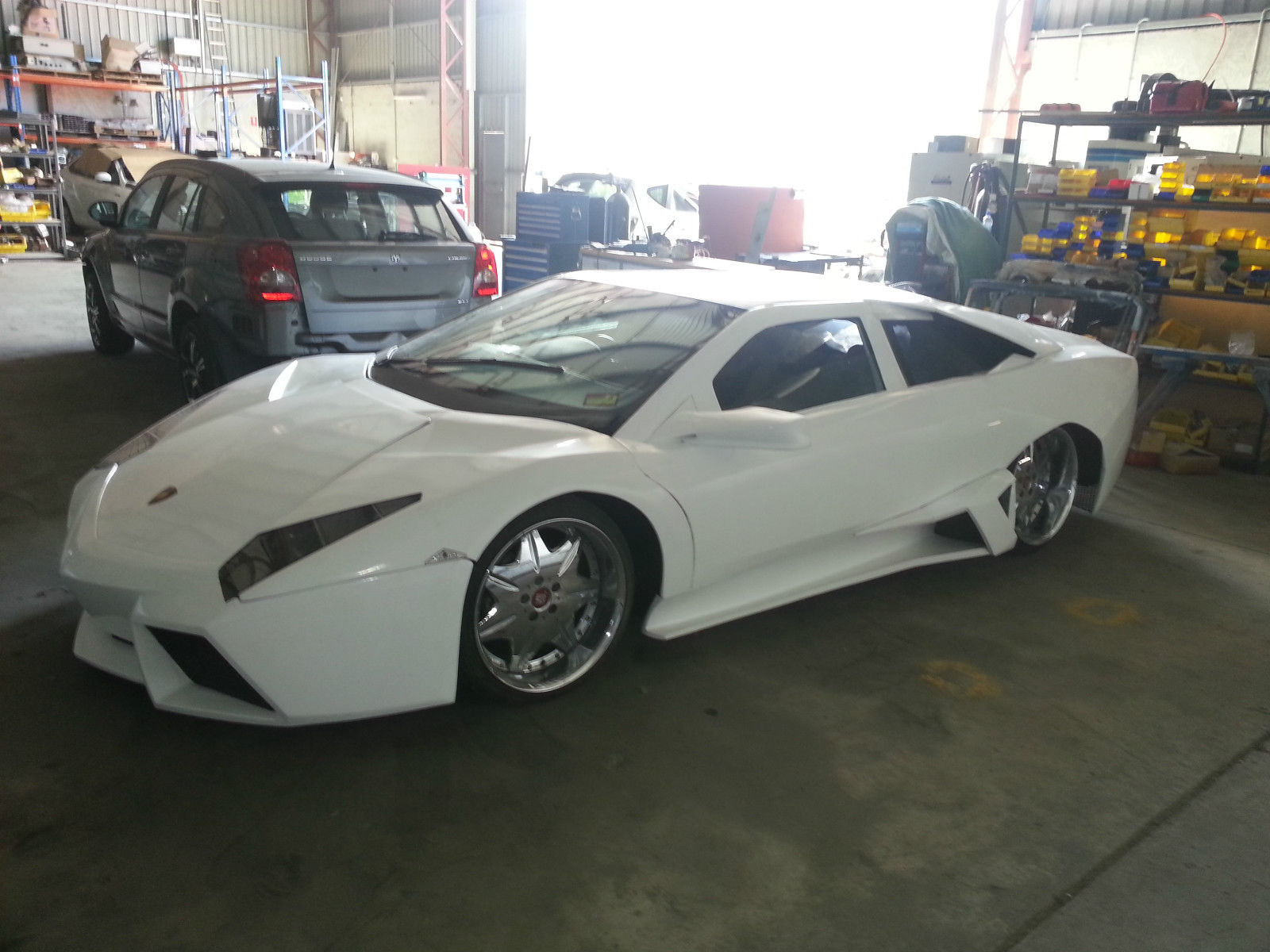 Lamborghini kit cars for sale ebay