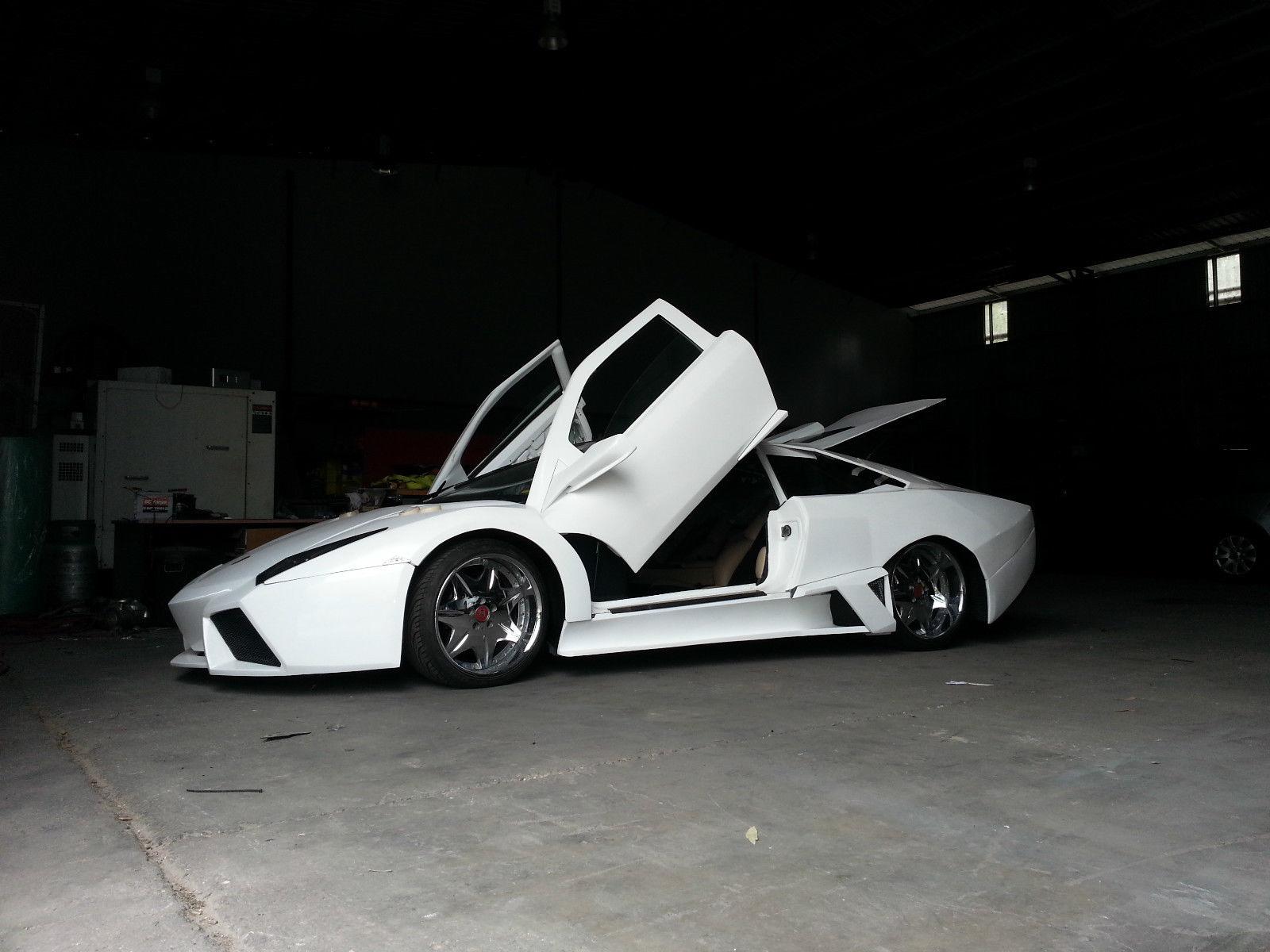 Awful Lamborghini Reventon Replica Fetches $28,000 Bid on ...