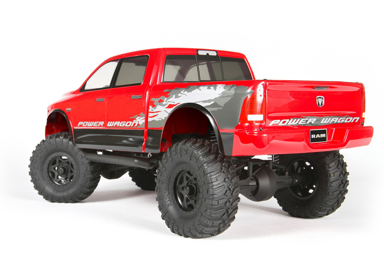 Axial Racing Releases Ram Power Wagon Rc Truck Photo