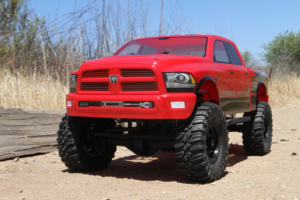 Jeep Trophy Truck >> Axial Racing Releases Ram Power Wagon RC Truck [Photo Gallery] [Video] - autoevolution