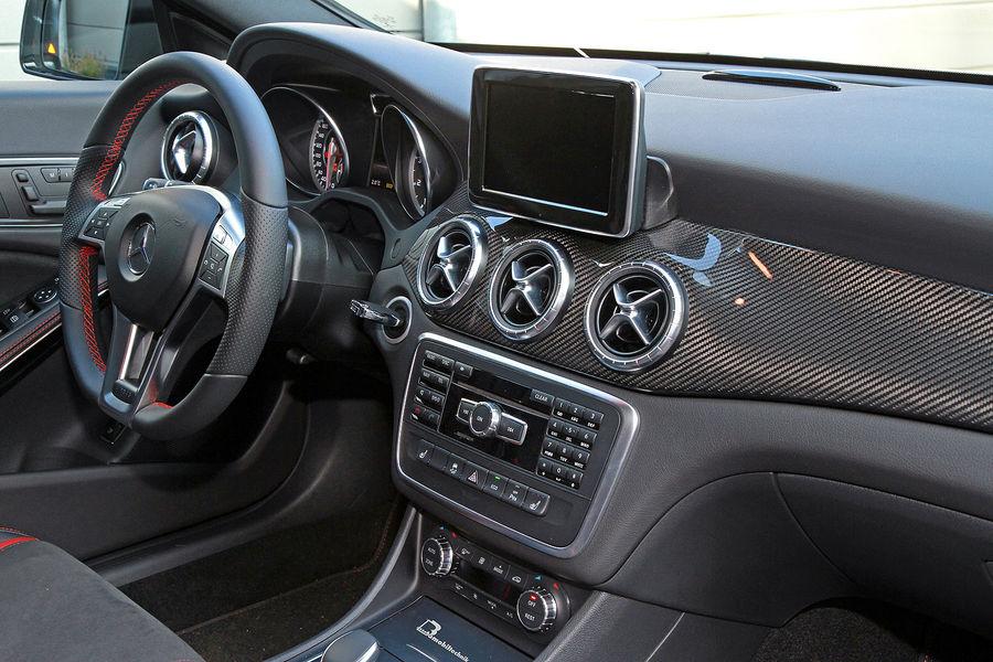 BB Tunes MercedesBenz CLA 45 AMG to 450 HP  autoevolution