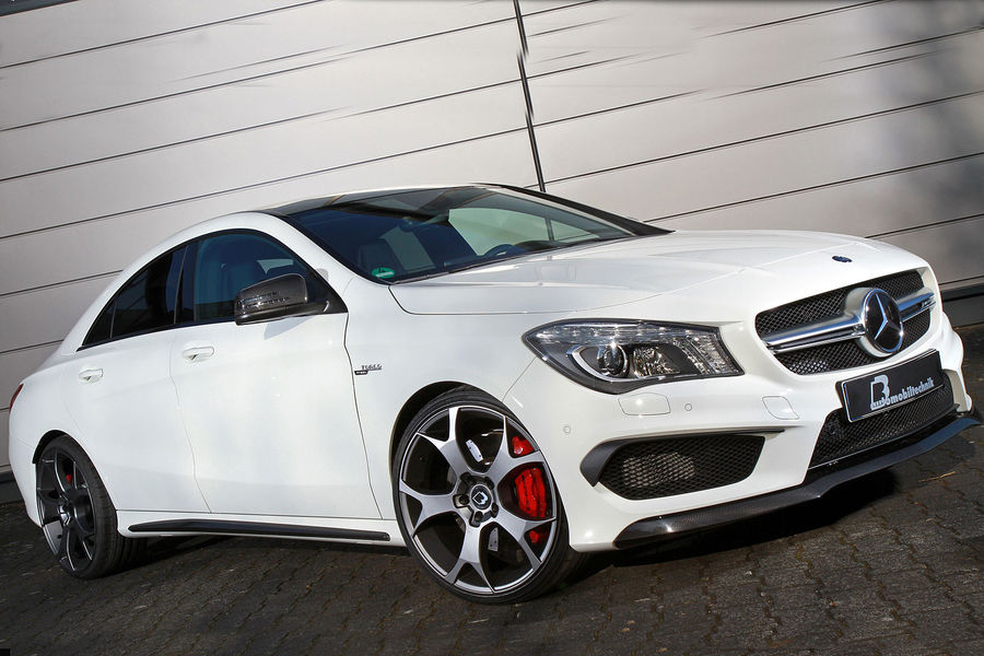 tunes mercedes benz cla 45 amg to 450 hp autoevolution. Cars Review. Best American Auto & Cars Review
